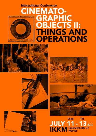 Cinematographic Objects